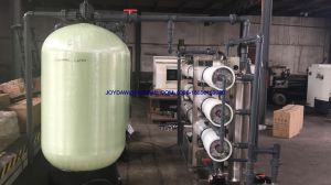 Equipamentos de tratamento de água industrial 1000L/H Filtro do sistema RO
