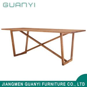 2018 современная деревянная мебель Стол обеденный зал