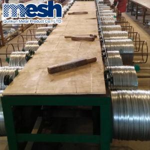 precio de fábrica para la encuadernación de alambre de hierro galvanizado