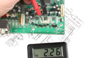 Conjunto da placa PCB de produção em massa e o protótipo PCBA