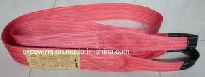 Heavy Duty extra gruesa cuerda eslinga cinturón de seguridad de la máquina de coser industriales