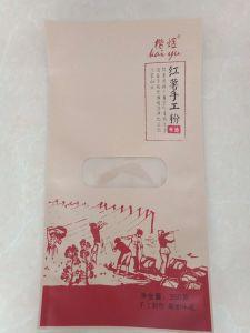 Bolsas de embalaje barrera impresa personalizada bolsa de plástico, papel kraft bolsas de Mylar con Ziplock