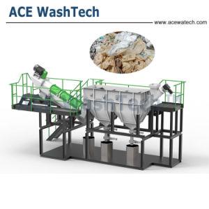 De Lijn van de Was van de Zak van het afval LLDPE