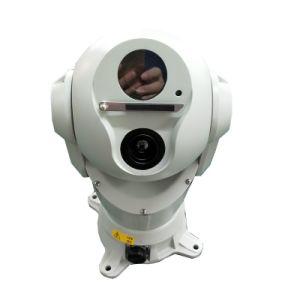 384*288 пикселей Портативные смарт IP67 тепловой обработки изображений PTZ камеры автомобиля