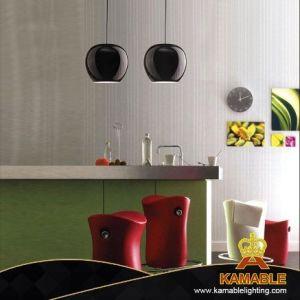 Zeitgenössisches Metall, das hängende Lampe für Gaststätte (MD20950-1-250, hängt)