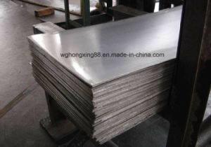 Lamiera/lamierino del acciaio al carbonio di Q235 A36 Hr/Cr
