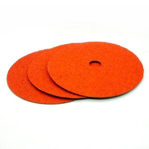 陶磁器の7  X 7/8 の研摩の粉砕のファイバーディスク