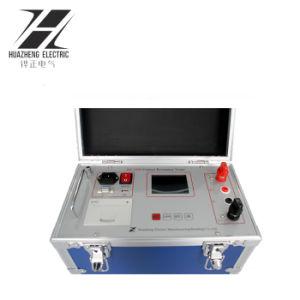 自動スイッチの終わりの抵抗の接触の耐性検査のデジタルマイクロ電気抵抗計