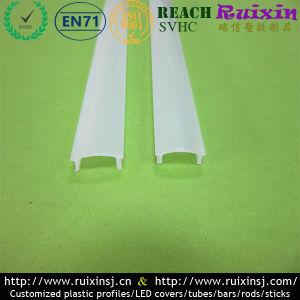 Cubierta de policarbonato Difusor LED tiras LED Difusor de luz portada