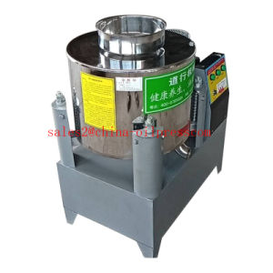 Huile de cuisson Machine filtre centrifuge