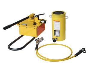 700 Bar de la pompe hydraulique manuelle