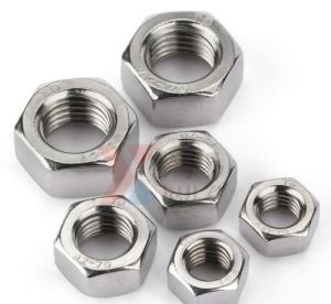 DIN 934 304/314 de haute qualité de l'écrou hexagonal en acier inoxydable