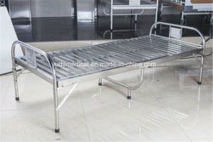 Cama Hospitalar Manual cama hospitalar simples mobília hospitalar Cama do paciente