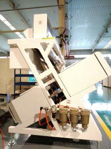 Hefei中国の小型カシューナッツカラー選別機