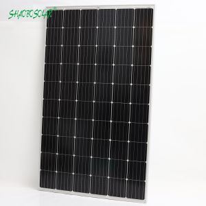 Panel Solar Mono módulo FV de 250W 270W 290W 300W