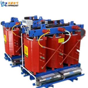 La calidad de alta tensión eléctrica de energía más barata de transformador seco