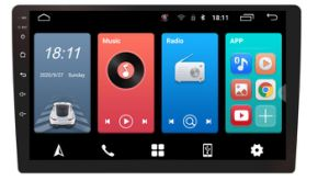 Android 10 360 Cámara incorporada en Bt Professional DSP con tocar la pantalla IPS Proveedor Car Audio de DVD del coche de China