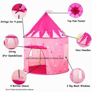 Le Château de princesse jouer tente pour intérieur/extérieur