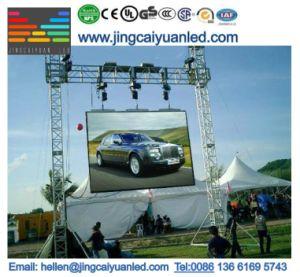 P5 a conduit à la publicité de plein air affichage de panneau