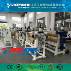880mm de PVC Making Machine du carreau du toit de tuiles en PVC extrudeuse