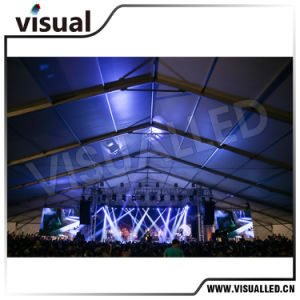 Mejores P3.91 Alquiler pantalla LED de interior para la etapa de proveedores de eventos