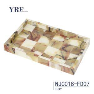 Yrf OEM ODM Rectangle tissus en acrylique boîte étanche Hotel salle de bains d'alimentation