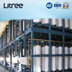 UF del módulo de membrana de sistema de filtración de agua para la planta de agua municipal
