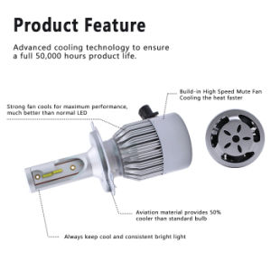 C6 H4 C Ree Faros de LED para Auto Kits HID Xenon