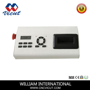 6090 Flatbed Digitale Scherpe Machine van de servoMotor