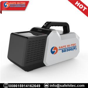 Detecção de Segurança Segurança Detector de bomba portátil com tela sensível ao toque DP300