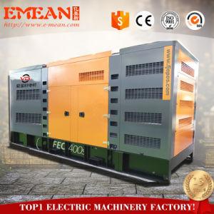 Nuovo disegno della fabbrica con il generatore diesel silenzioso del motore 180kw 225kVA di Harsen