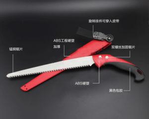 Metaalzaag van het Handvat ABS+TPR van de Metaalzaag van het Handvat van Carden de Houten Opvouwbare in Guangzhou