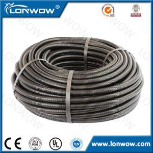 Condotti ondulati flessibili del PVC di fabbricazione della Cina