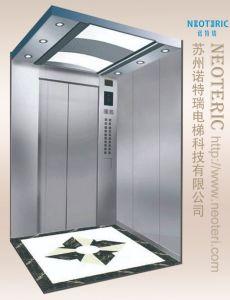 Cabine de vidro personalizadas para elevador de passageiro
