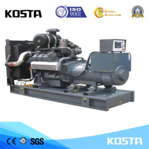 Deutz 엔진 (KDL50DZ1)를 가진 50kVA 저잡음 가정 사용 전기 디젤 엔진 발전기