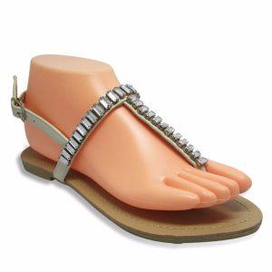 Новый стиль моды леди ПВХ сандалии опорной части юбки поршня