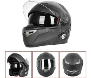 2018 라이더를 위한 가장 새로운 까만 아BS Bluetooth 기관자전차 헬멧