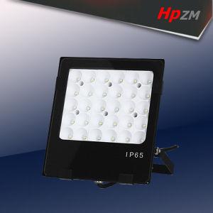 ダイカストで形造るアルミニウム高い発電LEDのフラッドライト