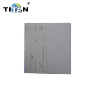 Panneaux en PVC en plastique des armoires de cuisine