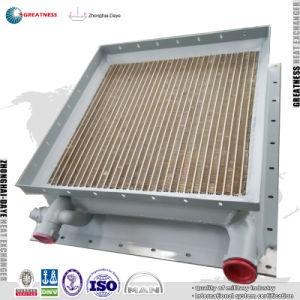 환경 열회수 단위는 폐기물 온수 & 공기 냉각기 열교환기 탄미익 관 열교환기를 보호한다