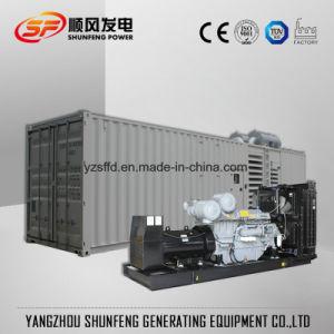 1600kw Perkins elektrischer Strom-Dieselgenerator-Set mit Stamford Dynamo