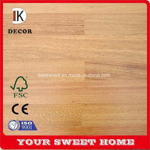 Superfície lisa Doussie Engineered Wood Flooring