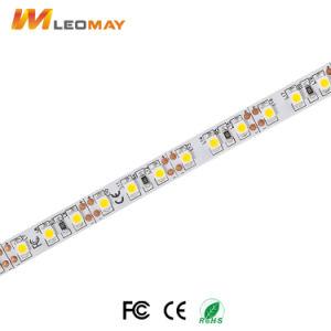 warmes Weiß UL genehmigte wasserdichte Streifen des Licht-LED