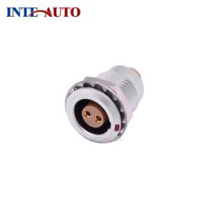 金属のプッシュプル電気コネクタ互換性のあるLemos