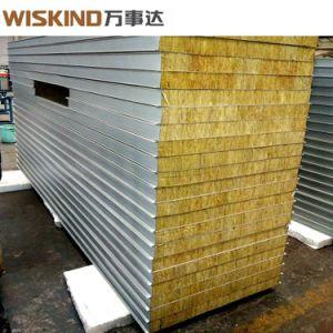 950 نوع [روك ووول] عزل [سندويش بنل] لأنّ فولاذ بناية