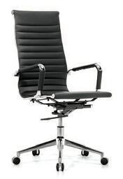 標準的なオフィス用家具の高い背皮の執行部の椅子マネージャの椅子