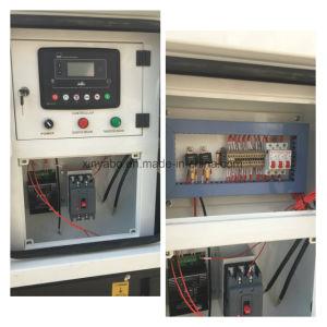 La generadora de energía industrial de 100 kVA con motor diesel Perkins en el REINO UNIDO