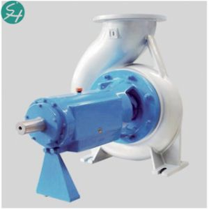 Ouvrez le rotor horizontal de la pompe de pâte de lisier de papier