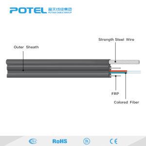 De in het groot Zelfstandige Optische Kabel GJYXFCH van de Vezel