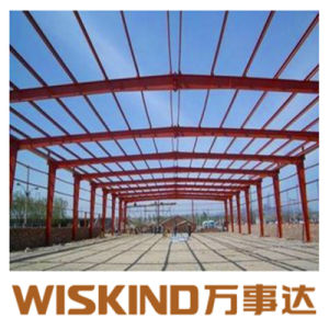 Amplia gama Multi-Span prefabricados de estructura de acero para Australia